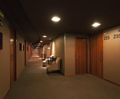 Intérieurs Hôtel Conqueridor