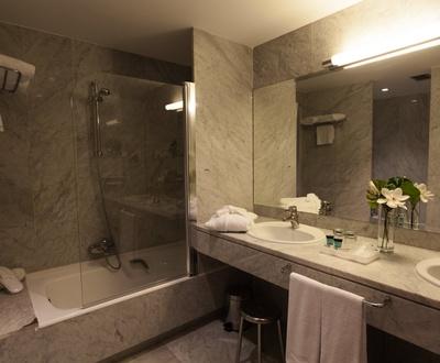 Salle de bain Hôtel Conqueridor