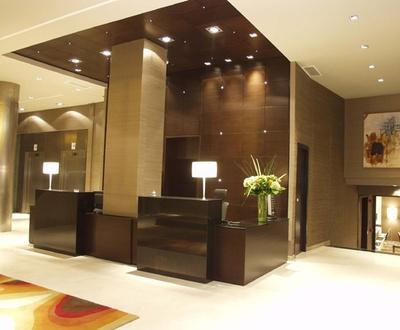 Salle de bains Hôtel Conqueridor