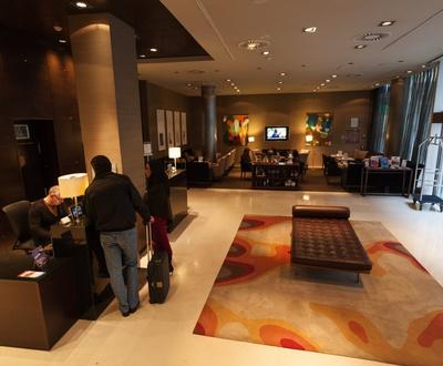 Réception Hôtel Conqueridor