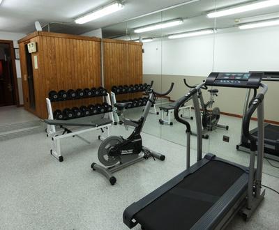 Salle de sport Hôtel Conqueridor